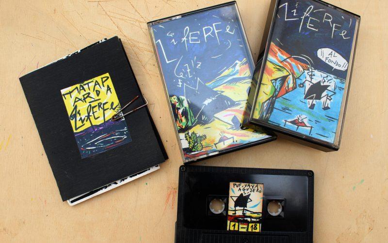 1987.Liferfe. Doble casette